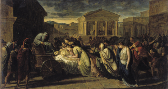 Funerali d'Ettore