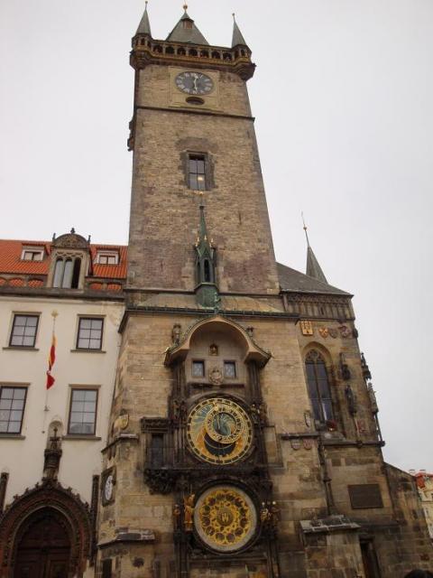 La torre del municipio