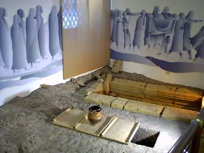 Tomba Museo Archeologico di Calatia
